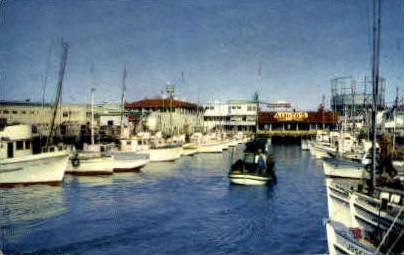 Fisherman's Wharf - San Francisco, California CA Postcard