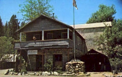 The Old Sing Kee Store - MIsc, California CA Postcard