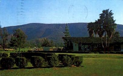 Lake San Marcos Country Club - MIsc, California CA Postcard