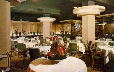 Hollywood Roosevelt Hotel - California CA Postcard