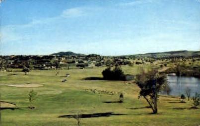 Rancho Bernardo Greens North - San Diego, California CA Postcard