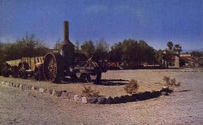 Old Dinah  - Death Valley, California CA Postcard