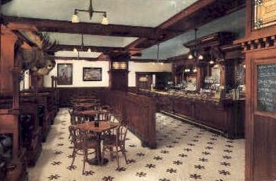 DeLaceys Club - Pasadena, California CA Postcard