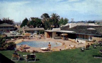 Casa Munras Hotel - Monterey, California CA Postcard