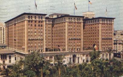The Biltmore Hotel - Los Angeles, California CA Postcard