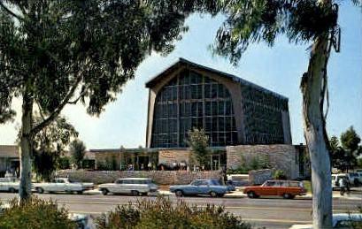 St Marks Methodist Church - San Diego, California CA Postcard