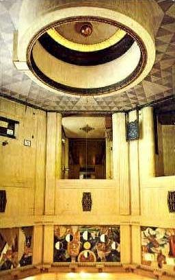 Foucault Pendulum, Griffith Observatory - Los Angeles, California CA Postcard