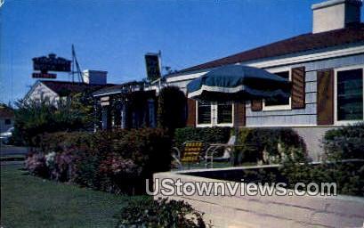 Coronado Motor Inn - California CA Postcard