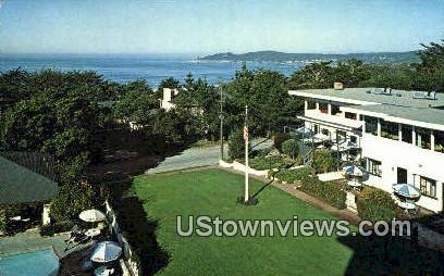La Playa Hotel - Carmel by the Sea, California CA Postcard