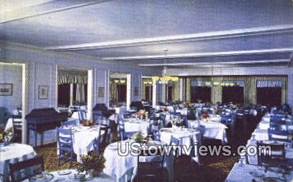 El Encanto Hotel - Santa Barbara, California CA Postcard