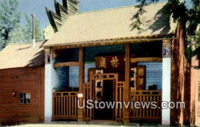 Shrine Auditorium - Los Angeles, California CA Postcard