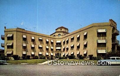 WCDU Home for Women - Los Angeles, California CA Postcard