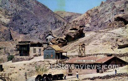 Battle House - Los Angeles, California CA Postcard
