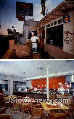 Lobster House - Santa Barbara, California CA Postcard