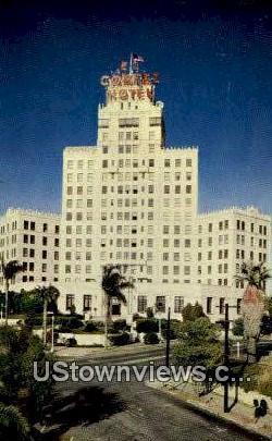 Hotel El Cortez - San Diego, California CA Postcard