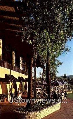 Rancho Bernardo Inn - San Diego, California CA Postcard