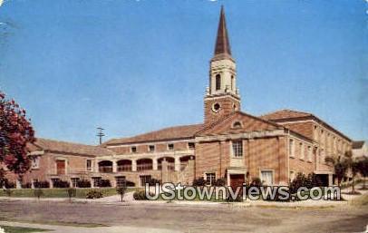 LDS Stake House - San Diego, California CA Postcard