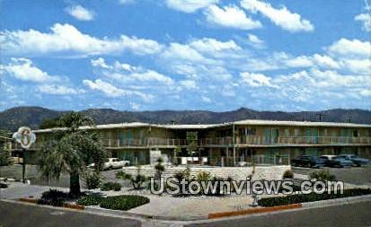 Motel 6 - Santa Barbara, California CA Postcard