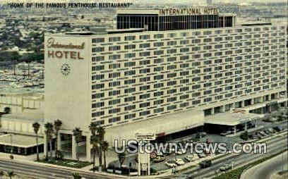 International Hotel - Los Angeles, California CA Postcard