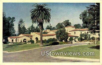 Biltmore Hotel - Santa Barbara, California CA Postcard