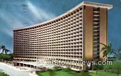 Century Plaza Hotel - Los Angeles, California CA Postcard