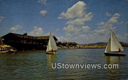 Quail's Inn - San Diego, California CA Postcard