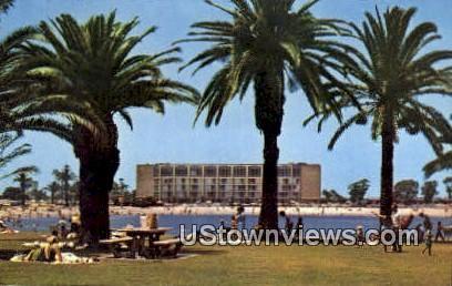 Ventura Cove - San Diego, California CA Postcard