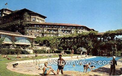 Huntington Sheraton - Pasadena, California CA Postcard