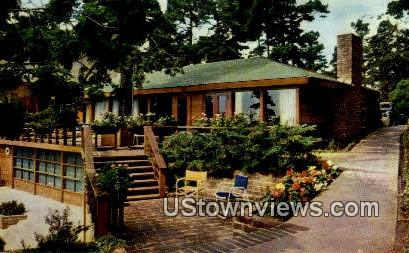 Highlands Inn - Carmel by the Sea, California CA Postcard