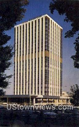 Del Webb's Tone House - Fresno, California CA Postcard
