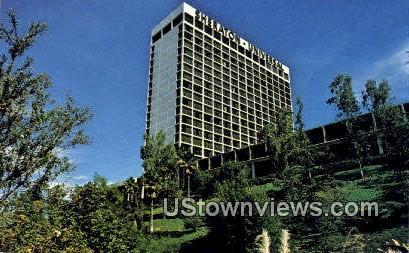 Sheraton Universal Hotel - Los Angeles, California CA Postcard
