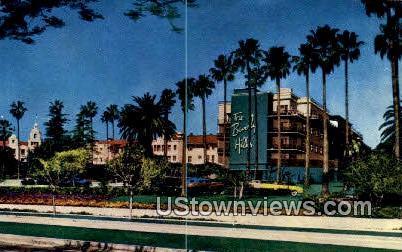 Beverly Hills Hotel - Los Angeles, California CA Postcard