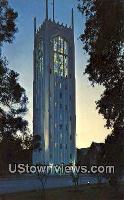 University of the Pacific - Stockton, California CA Postcard