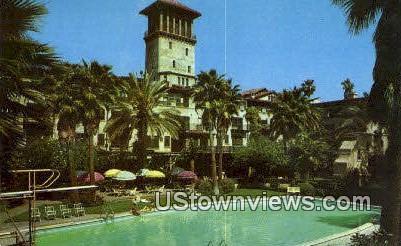 Mission Inn - Riverside, California CA Postcard
