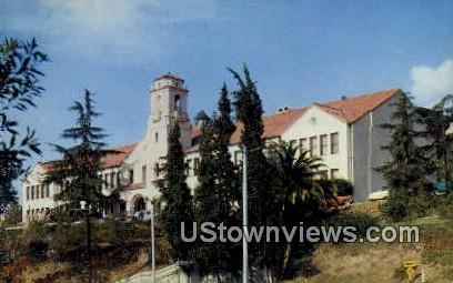 Immaculate Heart College - Los Angeles, California CA Postcard