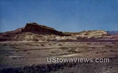 Sandcliffs - Death Valley, California CA Postcard