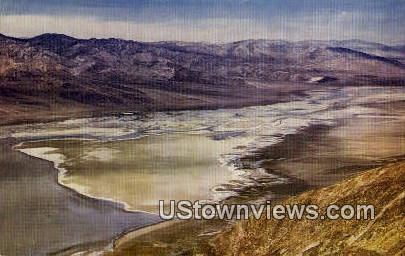 Dante's View - Death Valley, California CA Postcard