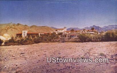 Furnace Creek Inn - Death Valley, California CA Postcard