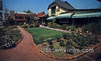 Art Center - Laguna Beach, California CA Postcard