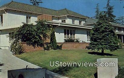 Holy Spirit Retreat House - Los Angeles, California CA Postcard