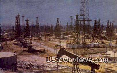 Signal Hill - Long Beach, California CA Postcard