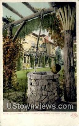 St. Catherine's Well - Riverside, California CA Postcard