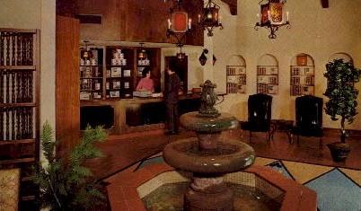 Almond Plaza - Sacramento, California CA Postcard