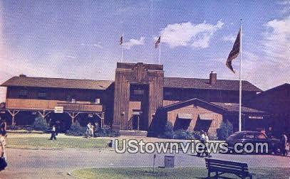 California State Fair - Sacramento Postcard