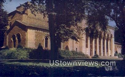Municipal Auditorium - Sacramento, California CA Postcard