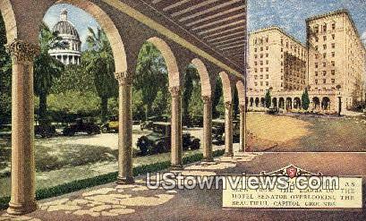 State Capitol - Sacramento, California CA Postcard