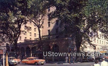 Senator Hotel - Sacramento, California CA Postcard