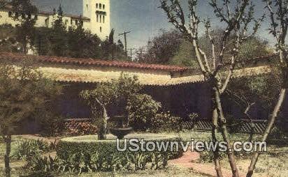 Casa De Adobe - Los Angeles, California CA Postcard