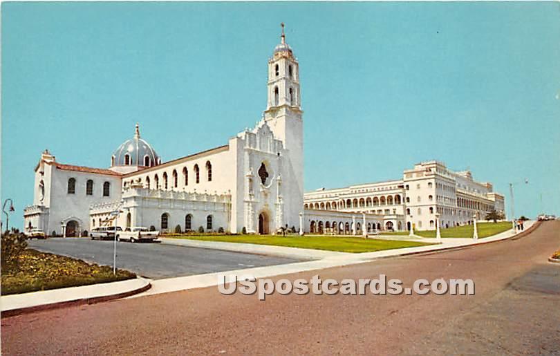 Immaculata University of San Diego - California CA Postcard