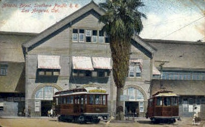 Arcade Depot - Los Angeles, California CA Postcard